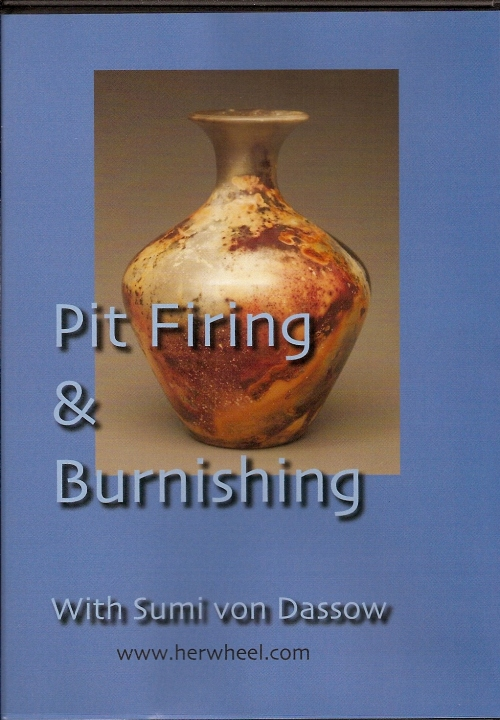 Pit Firing                                            and Burnishing, a new DVD from Sumi